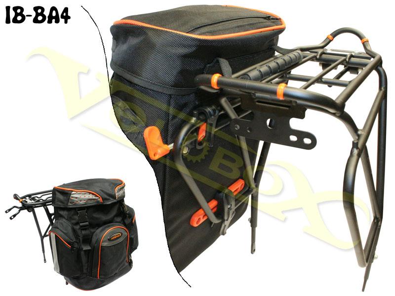 Велосумка на багажник IBERA IB-BA4