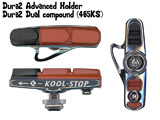 Тормозные колодки Kool-Stop Dura2 Advanced Holder Dura2 Dual